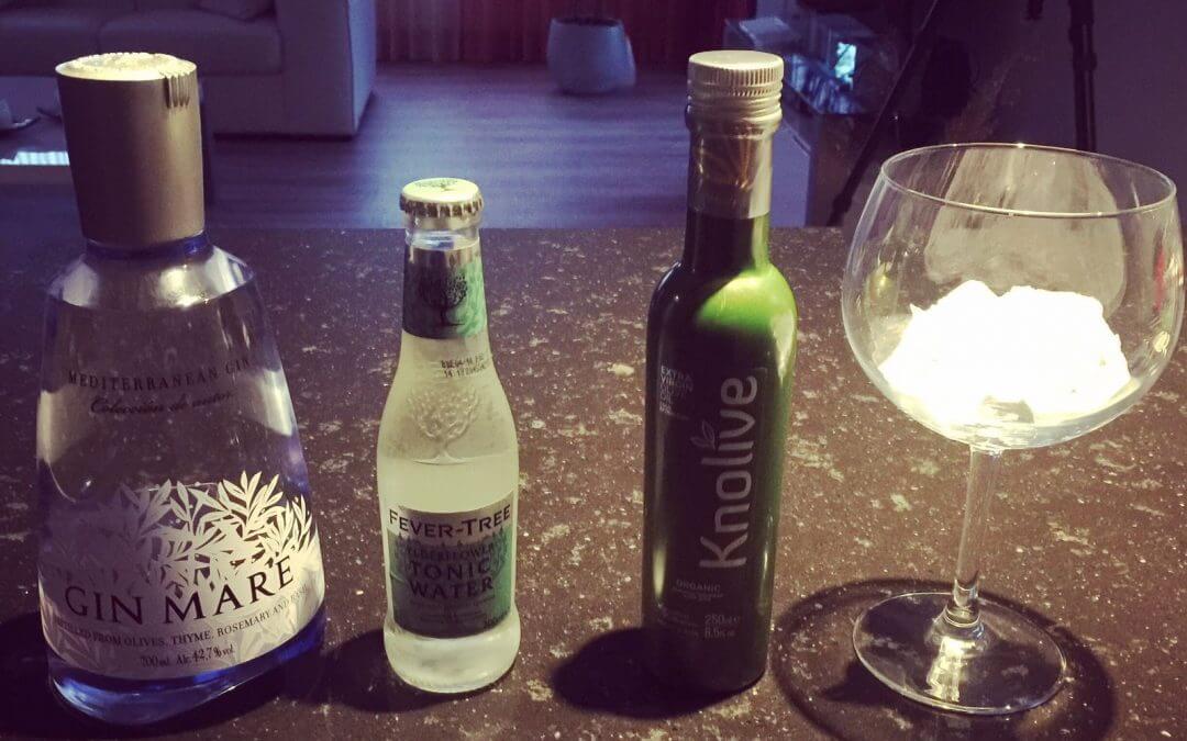 Novedad: Ginknolive; un cóctel de tonos herbáceos y afrutados, ¿te atreves a probarlo?