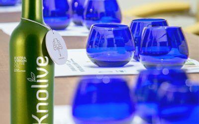 Knolive Epicure, segundo mejor aceite en el Concurso Terra Oleum.