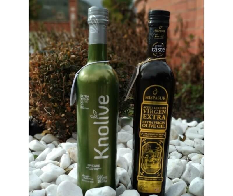 Dos grandes premios en el concurso L´Oro del Mediterraneo (Italia) para Knolive Oils