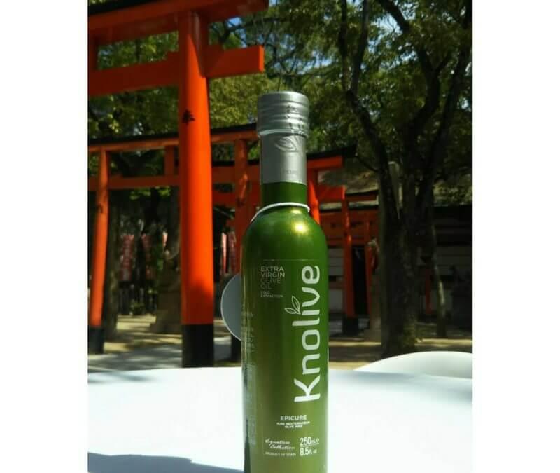 Máximo galardón en el concurso Japan Olive Oil Price (JOOP) de Japón