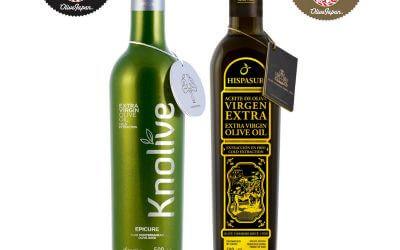 Knolive Oils triunfa en Olive Japan 2018 (Japón)